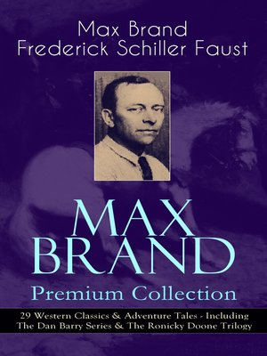cover image of Max Brand Premium Collection