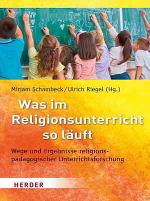 cover image of Was im Religionsunterricht so läuft