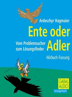 cover image of Ente oder Adler
