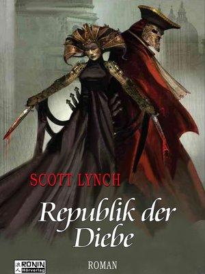 cover image of Republik der Diebe