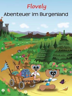 cover image of Abenteuer im Burgenland