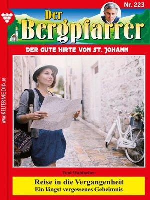 cover image of Der Bergpfarrer 223 – Heimatroman