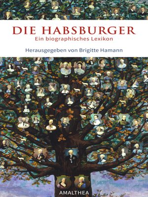 cover image of Die Habsburger