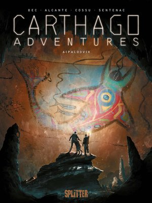 cover image of Carthago Adventures. Band 3