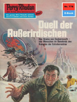 cover image of Perry Rhodan 778
