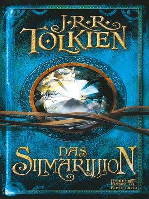 cover image of Das Silmarillion