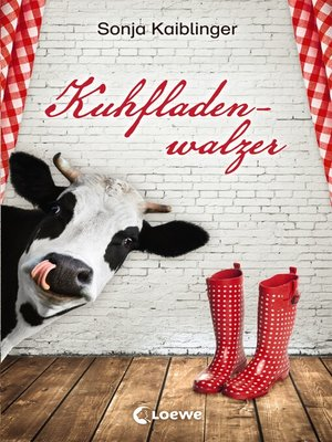 cover image of Kuhfladenwalzer