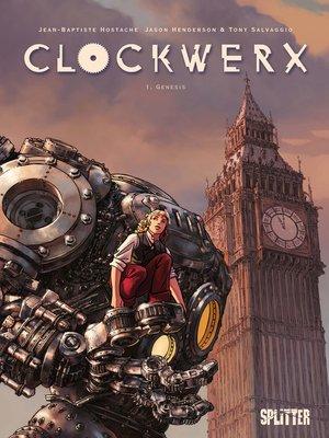 cover image of Clockwerx. Band 1