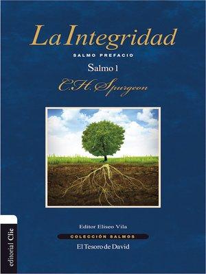 cover image of La integridad