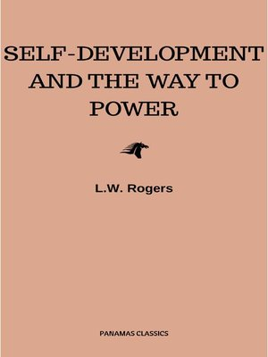 cover image of Self-Development and the Way to Power