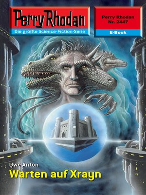 cover image of Perry Rhodan 2447