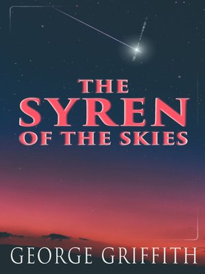 cover image of The Syren of the Skies