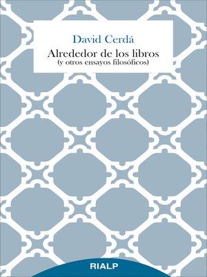 cover image of Alrededor de los libros