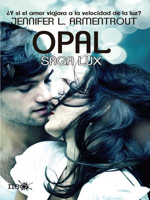 cover image of Opal (Saga LUX 3)