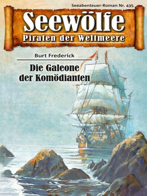 cover image of Seewölfe--Piraten der Weltmeere 435