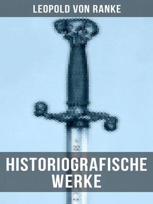 cover image of Leopold von Ranke