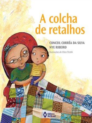 cover image of A colcha de retalhos