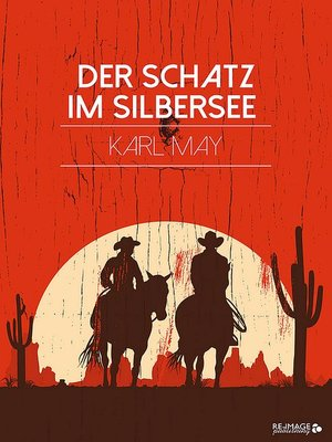 cover image of Der Schatz im Silbersee
