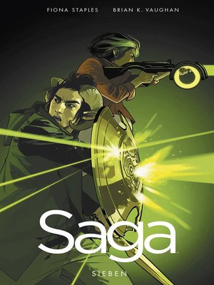 cover image of Saga 7