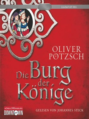 cover image of Die Burg der Könige