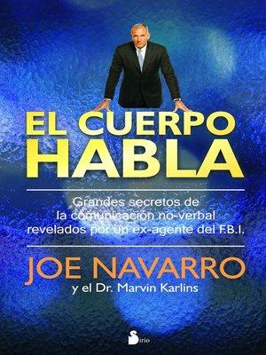 cover image of El cuerpo habla