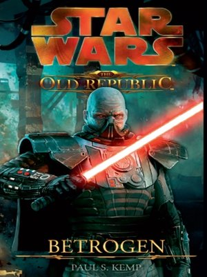 cover image of Star Wars the Old Republic, Band 2