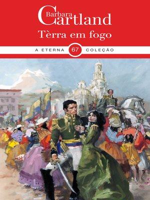 cover image of Terra em Fogo
