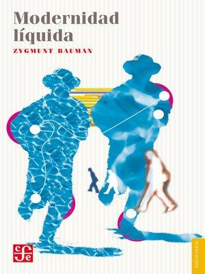 cover image of Modernidad líquida