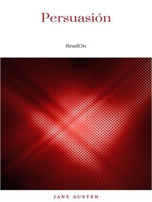 cover image of Persuasión