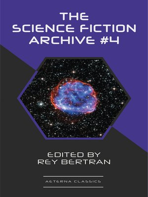 cover image of The Science Fiction Archive #4