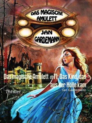 cover image of Das magische Amulett #71