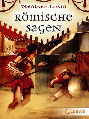 cover image of Römische Sagen
