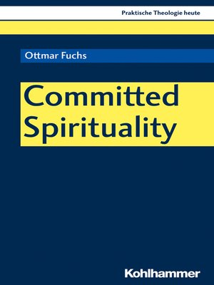 cover image of Committed Spirituality