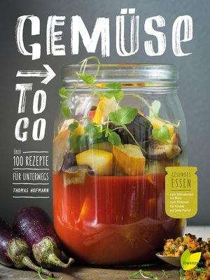 cover image of Gemüse to go