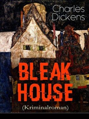 cover image of Bleak House (Kriminalroman)