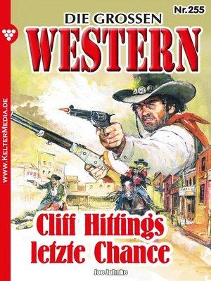 cover image of Die großen Western 255