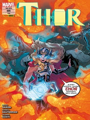 cover image of Thor 5--Krieg der Thors