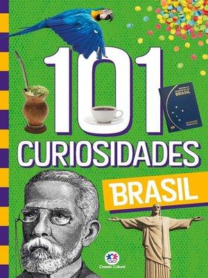 cover image of 101 curiosidades--Brasil