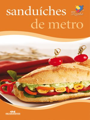 cover image of Sanduíches de Metro