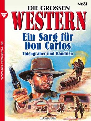 cover image of Die großen Western 31