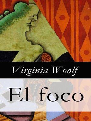 cover image of El foco