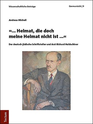"""cover image of """"...Heimat, die doch meine Heimat nicht ist..."""""""