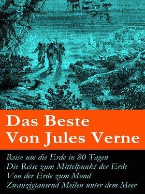 cover image of Das Beste Von Jules Verne