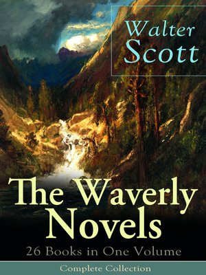 cover image of The Waverly Novels