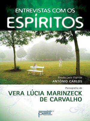 cover image of Entrevistas com os espíritos