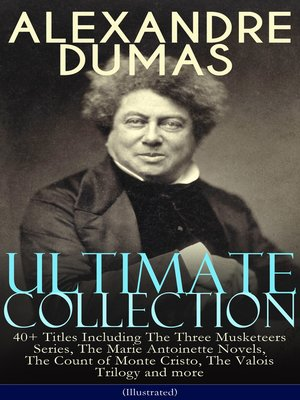 cover image of ALEXANDRE DUMAS Ultimate Collection