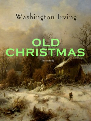 cover image of OLD CHRISTMAS (Illustrated)