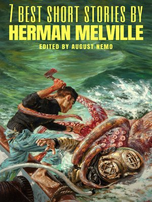 cover image of 7 best short stories by Herman Melville