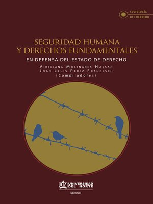 cover image of Seguridad humana y derechos fundamentales