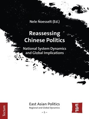 cover image of Reassessing Chinese Politics